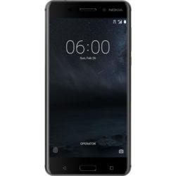 Смартфон Nokia 6 Matte Black