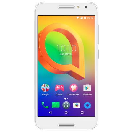 Смартфон Alcatel A3 DS Pure White (5046D)