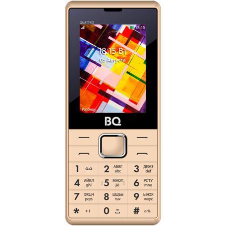 Мобильный телефон BQ mobile BQ-2412 Quattro Gold