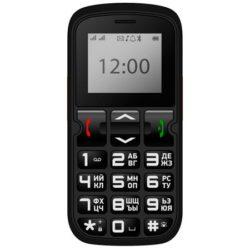 Мобильный телефон Vertex C306 Black
