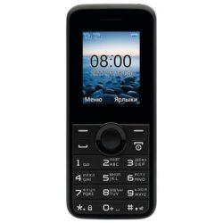 Мобильный телефон Philips E106 Black