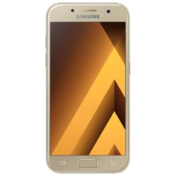 Смартфон Samsung Galaxy A3 (2017) Gold (SM-A320F)