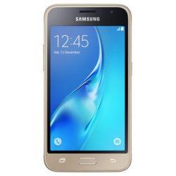 Смартфон Samsung Galaxy J1 (2016) Gold (SM-J120F)