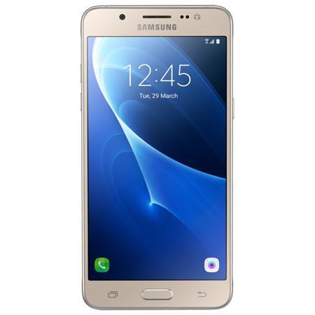 Смартфон Samsung Galaxy J5 (2016) DS Gold (SM-J510FN)