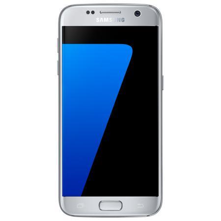 Смартфон Samsung Galaxy S7 32GB DS Silver Titanium (SM-G930FD)