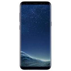 Смартфон Samsung Galaxy S8+ 128Gb Черный Бриллиант
