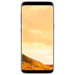 Смартфон Samsung Galaxy S8 64Gb Желтый топаз