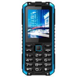 Мобильный телефон Vertex K204 Black/Blue