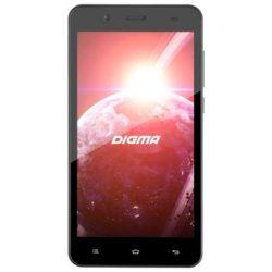 Смартфон Digma Linx C500 3G 4Gb Graphite