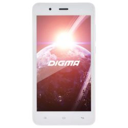 Смартфон Digma Linx C500 3G 4Gb White