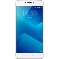 Смартфон Meizu M5 Note 16Gb+3Gb Silver/White (M621H)