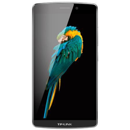 Смартфон TP-Link Neffos C5 Max Dark Grey (TP702A)