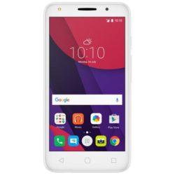 Смартфон Alcatel PIXI 4 DS Full White (5045D)