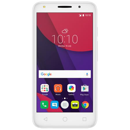 Смартфон Alcatel PIXI 4 DS Full White (5045D)