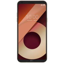 Смартфон LG Q6a Black/Gold (M700)