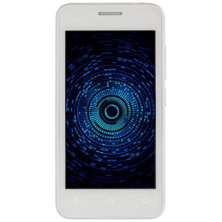Смартфон Fly STRATUS 6 White (FS407)