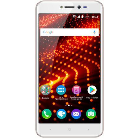 Смартфон BQ mobile Strike Selfie Rose Gold (BQ-5204)