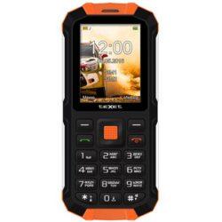 Мобильный телефон teXet TM-501R Black-Orange