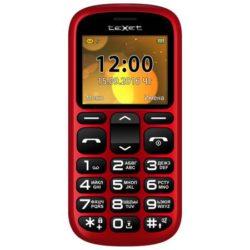 Мобильный телефон teXet TM-B306 Red