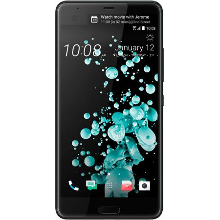 Смартфон HTC U Ultra 128Gb Brilliant Black