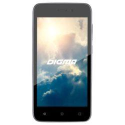 Смартфон Digma VOX G450 3G 8Gb Graphite