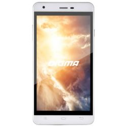 Смартфон Digma VOX S501 3G 8Gb White