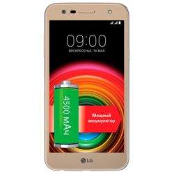 Смартфон LG X Power 2 Gold (M320)