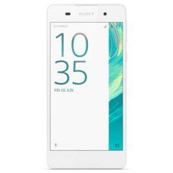 Смартфон Sony Xperia E5 White (F3311)
