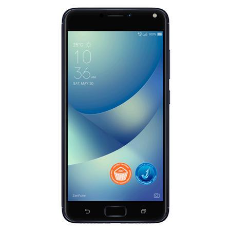 Смартфон ASUS ZenFone 4 Max ZC554KL 16Gb Black (4A008RU)