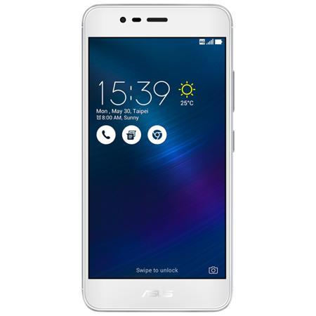 Смартфон ASUS Zenfone 3 Max ZC520TL 16Gb Silver (4J019RU)