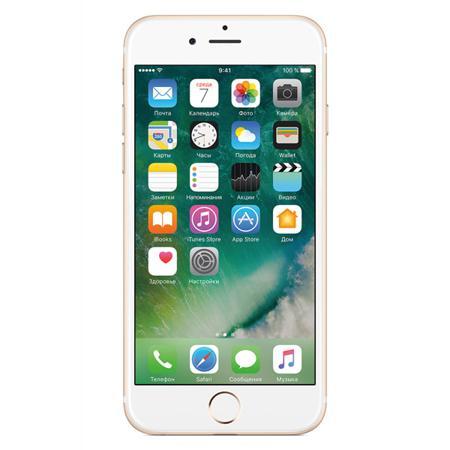 Смартфон Apple iPhone 6s 128GB Gold (MKQV2RU/A)