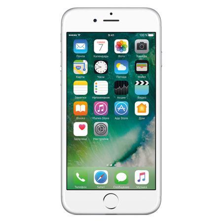 Смартфон Apple iPhone 6s 32GB Silver (MN0X2RU/A)