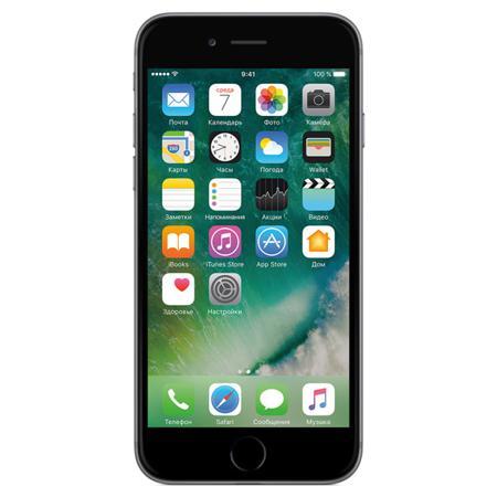 Смартфон Apple iPhone 6s 32GB Space Gray (MN0W2RU/A)