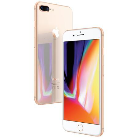 Смартфон Apple iPhone 8 Plus 256GBGold (MQ8R2RU/A)